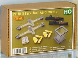 Proses PP10 5 pack tool assortment